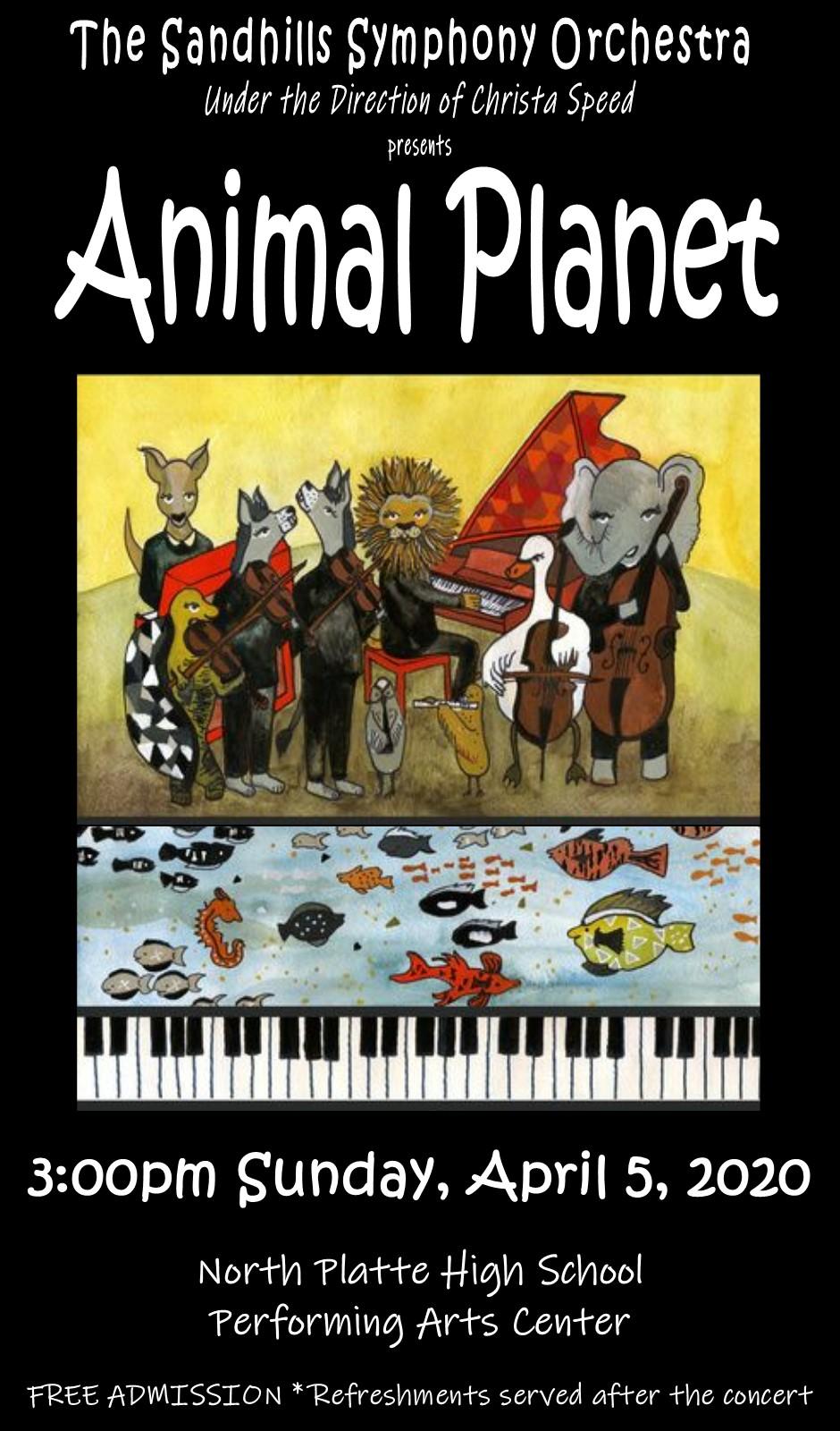 Sandhills Symphony_April 5th Concert Poster (1)